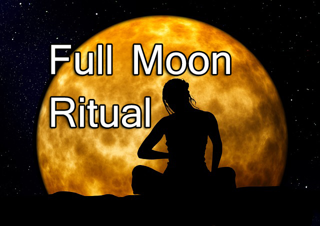 Full Moon Ritual: Release unwanted energies with this Moon ...