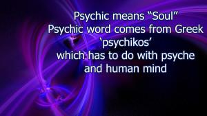 PsychicWord